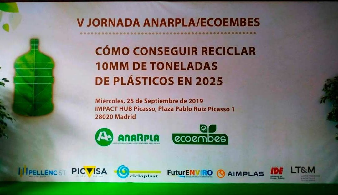 PICVISA participates as a Gold Sponsor in the 5th ANARPLA and ECOEMBES Conference