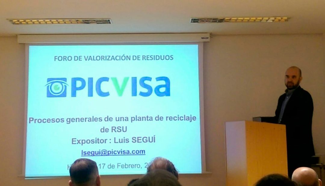 Waste Recovery Forum EPS Huesca