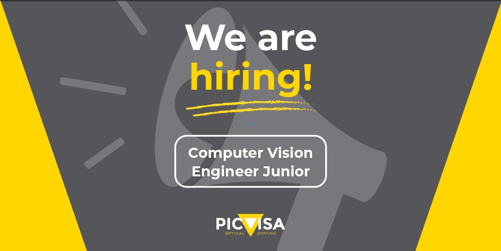 ¡Estamos contratando! Computer Vision Engineer Junior