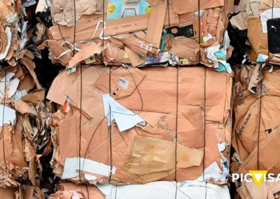 Paper recycling: the recovered fiber