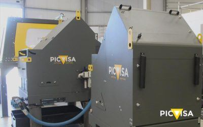 2021 to continue evolving waste recycling technology, with PICVISA