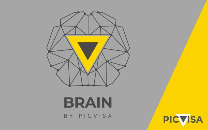 Brain by picvisa deep learning